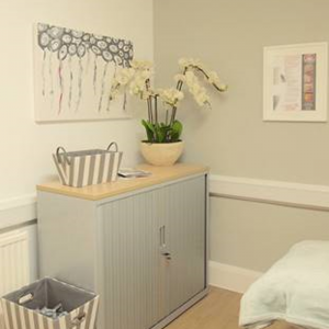 Cheshire Aesthetic Clinic | Inch Loss Skin Care and Hair Removal | Treatment Room