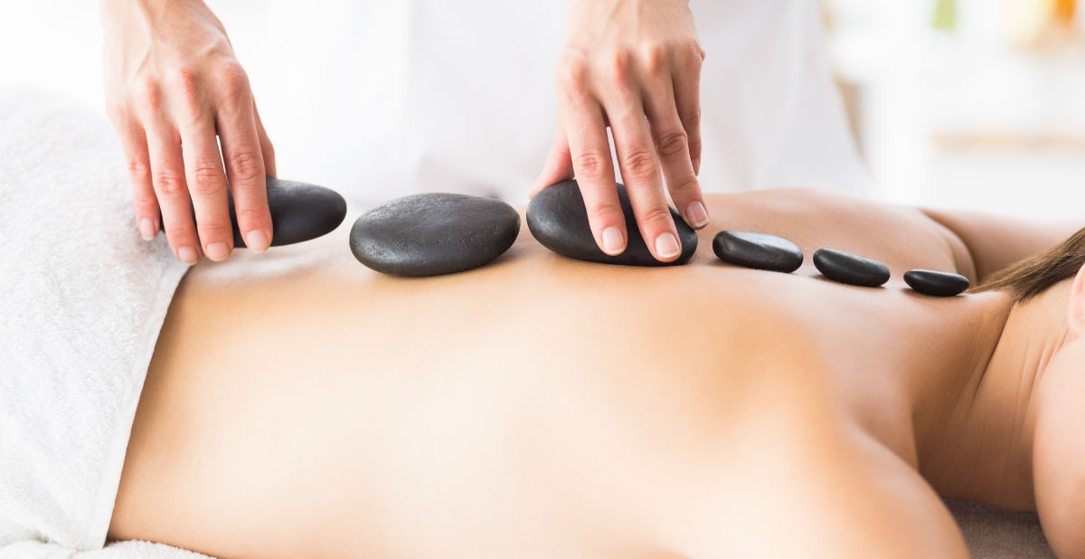 Cheshire Aesthetic Clinic | Inch Loss, Skin Care and Hair Removal | Hot stones